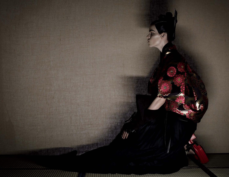 Meghan Collison by Fabien Baron (Secret Honor - Interview October-November 2012)-4