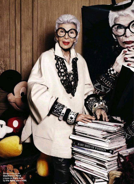 Iris Apfel the Great Alique S Moda 20 March 2013 6